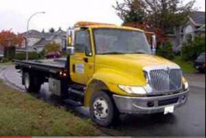 24 hour towing truck -Firebird Towing